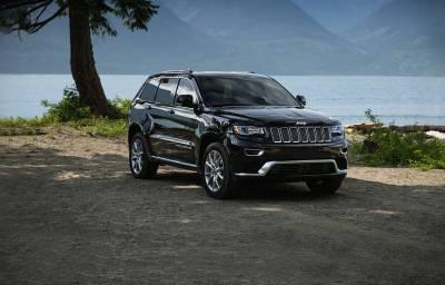 Noleggio lungo termmine Jeep Grand Cherokee