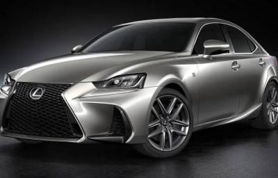 Noleggio lungo termmine Lexus IS