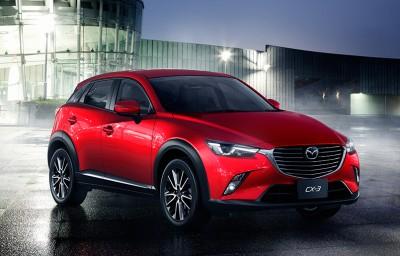 Noleggio lungo termmine Mazda CX-3