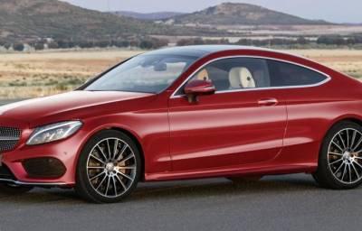 Noleggio lungo termmine Mercedes Classe C Coupè