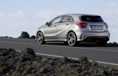 Noleggio lungo termmine Mercedes Classe A