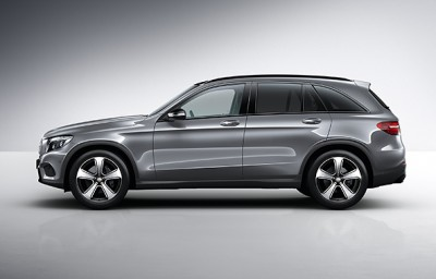 Noleggio lungo termmine Mercedes GLC CLASS