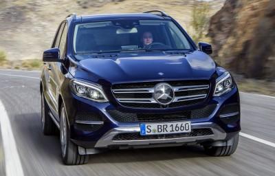 Foto Mercedes GLE-Class