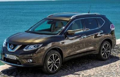 Noleggio lungo termmine Nissan X-Trail