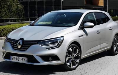 Noleggio lungo termmine Renault Megane