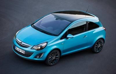 Noleggio lungo termmine Opel Corsa