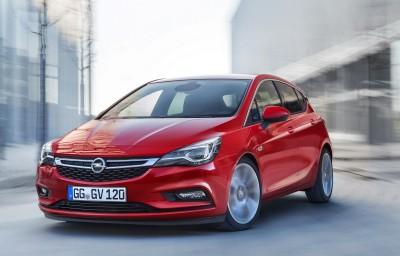 Noleggio lungo termmine Opel Astra