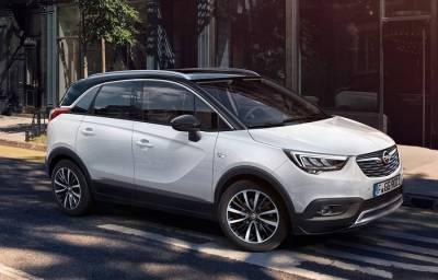 Foto Opel Crossland X