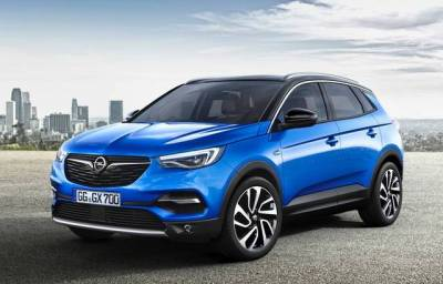 Foto Opel Grandland X