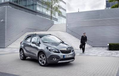 Noleggio lungo termmine Opel Mokka (Take Away)
