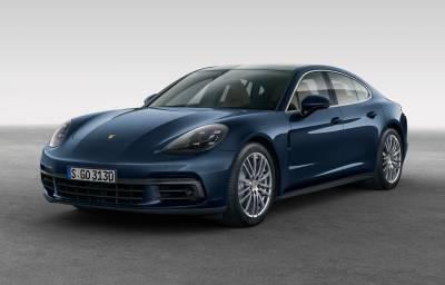 Noleggio lungo termmine Porsche Panamera