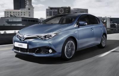 Noleggio lungo termmine Toyota Auris