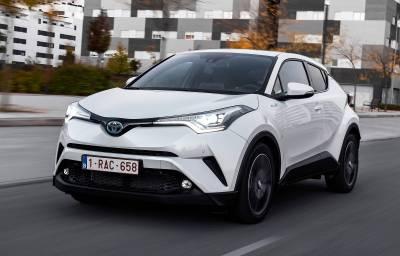 Foto Toyota C-HR Hybrid