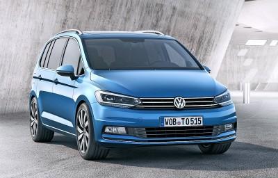 Noleggio lungo termmine Volkswagen Touran
