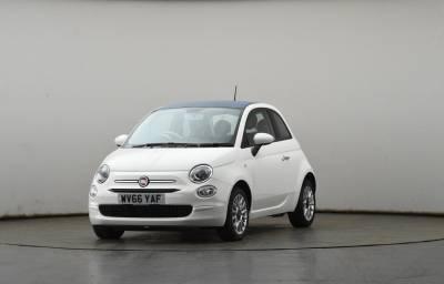 Noleggio lungo termmine Fiat 500 - Offerta Be Free Plus