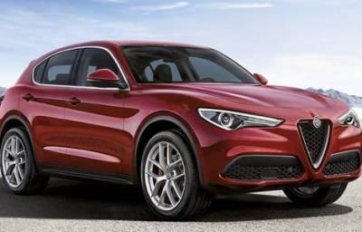 Noleggio lungo termmine Alfa Romeo Stelvio