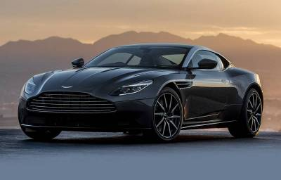 Noleggio lungo termmine Aston Martin DB11