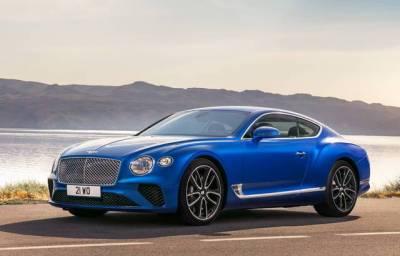 Noleggio lungo termmine Bentley CONTINENTAL GT