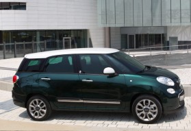 Foto Fiat 500L Living