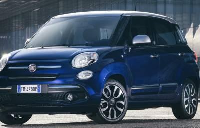 Noleggio lungo termmine Fiat 500L 1.6 - Offerta Shake it