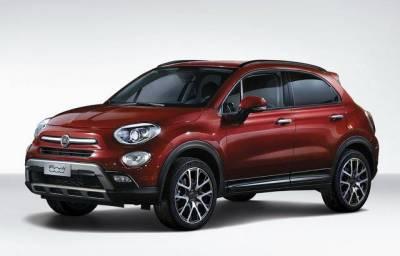 Noleggio lungo termmine Fiat 500X GPL - Offerta Be Free Plus