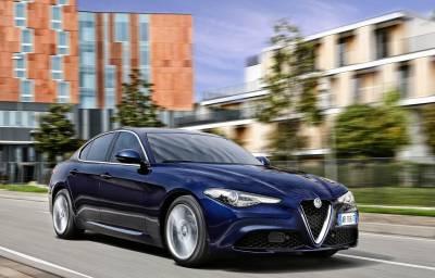 Foto Alfa Romeo Giulia - Offerta Noleggio Chiaro