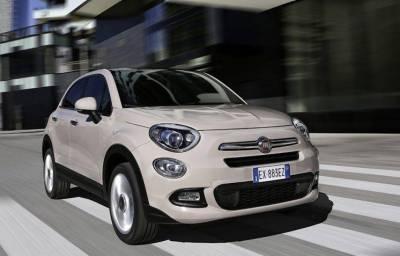 Noleggio lungo termmine Fiat 500X - Offerta Be Free