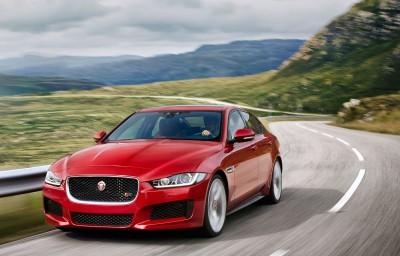 Noleggio lungo termmine Jaguar XE