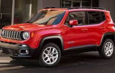 Foto Jeep Renegade - Offerta Shake it