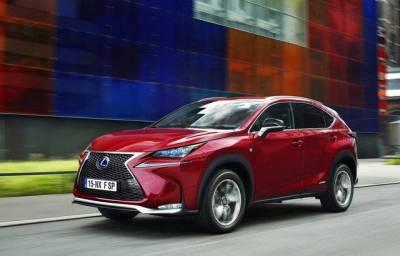 Noleggio lungo termmine Lexus NX