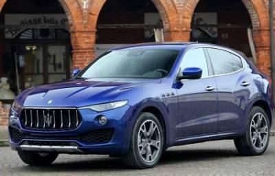 Noleggio lungo termmine Maserati Levante BULK