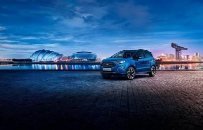 Foto Ford Ecosport BULK