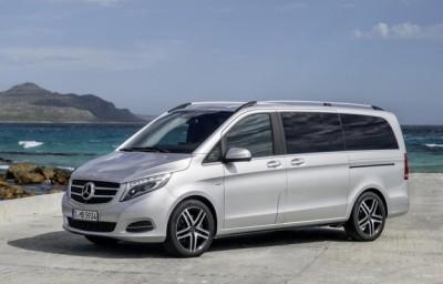 Foto Mercedes Classe V