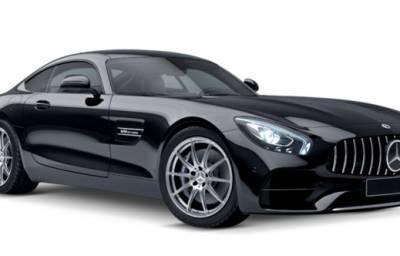 Noleggio lungo termmine Mercedes AMG GT