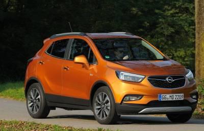 Noleggio lungo termmine Opel Mokka X