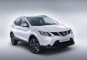 Noleggio lungo termmine Nissan Qashqai