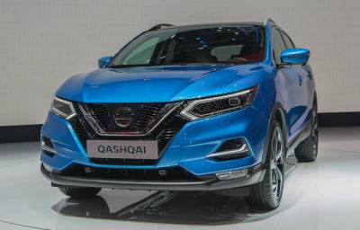 Noleggio lungo termmine Nissan Qashqai - Offerta Let's Move (Care)