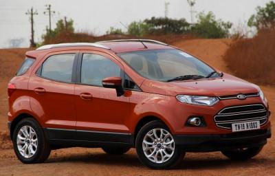 Noleggio lungo termmine Ford Ecosport