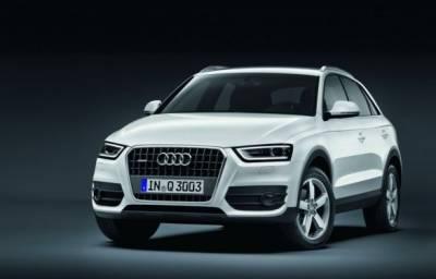 Noleggio lungo termmine Audi Q3