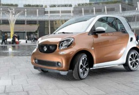 Foto Smart Fortwo