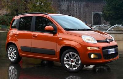 Noleggio lungo termmine Nuova Fiat Panda