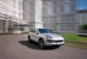 Noleggio lungo termmine Porsche Cayenne