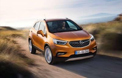 Foto Opel Mokka X
