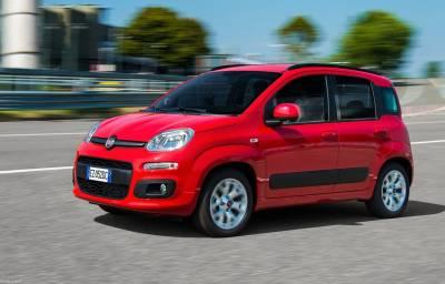 Noleggio lungo termmine Fiat Panda - Offerta Be Free Plus