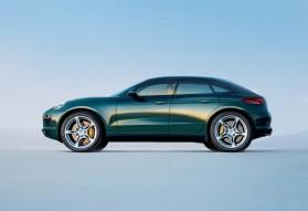 Noleggio lungo termmine Porsche Macan