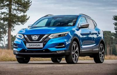 Foto Nissan Qashqai - Offerta Let's Move