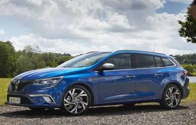 Foto Renault Megane SW
