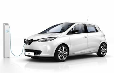 Noleggio lungo termmine Renault Zoe