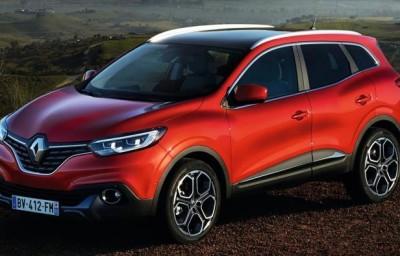 Noleggio lungo termmine Renault Kadjar