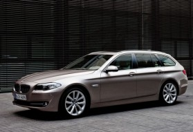 Noleggio lungo termmine BMW Serie 5